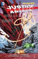 Survivors of Evil (Justice League of America, The New 52! Volume 2) 9781401247263