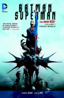 Cross World (Batman, Superman: The New 52! Volume 1) 9781401249342