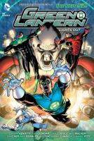 Green Lantern: Lights Out (The New 52) 9781401249434