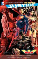 Justice League: Trinity War (New 52) 9781401249441