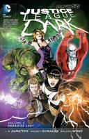 Paradise Lost (Justice League, The New 52! Volume 5) 9781401250072