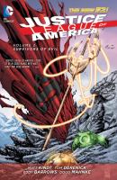 Survivors of Evil (Justice League of America: The New 52, Vol.2) 9781401250478