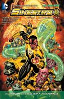 The Demon Within (Sinestro, Volume 1) 9781401250508