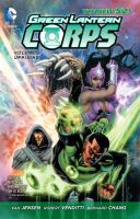 Uprising (Green Lantern Corps, The New 52! Volume 5) 9781401250874