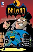 The Batman Adventures (Vol. 1) 9781401252298
