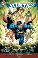 Injustice League (Justice League: The New 52, Vol. 6) 9781401252366