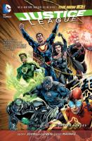 Justice League Vol. 5: Forever Heroes (The New 52) 9781401254193
