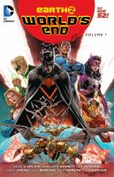 Earth 2: World's End Vol. 1 (The New 52) 9781401256036