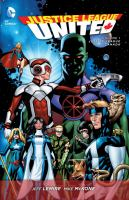Justice League Canada (Justice League United, Vol. 1, The New 52) 9781401257651