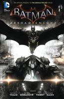 Batman Arkham Knight (Volume 1) 9781401258047