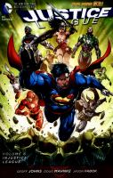 Injustice League (Lustince League, The New 52! Volume 6) 9781401258528