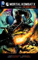 Blood Gods (Mortal Kombat X, Vol. 2) 9781401258535