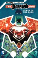 Power of the Gods (Justice League: The Darkseid War) 9781401261498