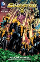 Rising (Sinestro, Vol. 3) 9781401261580