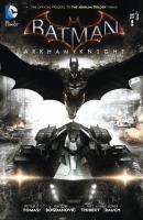 Arkham Knight (Batman, Volume 1) 9781401266011