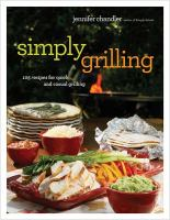 Simply Grilling 9781401604516