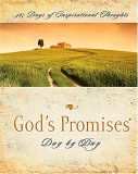 God's Promises Day by Day: 365 Days of Inspirational Thoughts 9781404103313