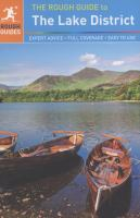 The Rough Guide to the Lake District (Rough Guide) 9781409361176