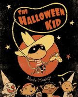 The Halloween Kid 9781416935759