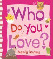 Who Do You Love? 9781416939290