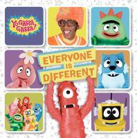Everyone Is Different (Yo Gabba Gabba!) 9781416999362