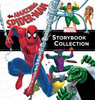 The Amazing Spider-Man Storybook Collection 9781423142928