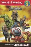 Avengers: Assemble! (World of Reading Level 2) 9781423154815