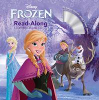 Frozen Read-Along Storybook 9781423170648