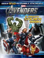 The Avengers: A Mighty Sticker Book 9781423185086