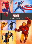 Marvel Origin Stories 9781423199649