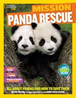 Mission: Panda Rescue (National Geographic Kids) 9781426320880