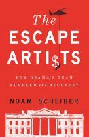 The Escape Artists 9781439172407
