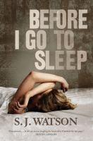 Before I Go To Sleep 9781443404075