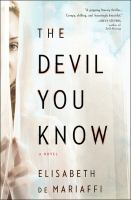 The Devil You Know 9781443434751