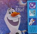 My Friend Olaf Play-a-Sound (Disney Frozen) 9781450893688