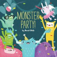 Monster Party! 9781454910510