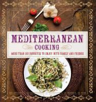 Mediterranean Cooking 9781454911883