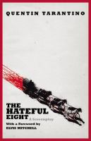 The Hateful Eight 9781455537334