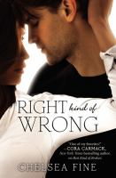 Right Kind of Wrong (Finding Fate, Bk. 3) 9781455583195
