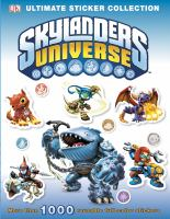 Skylanders Universe Ultimate Sticker Collection 9781465409867