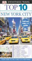 New York City (DK Eyewitness Top 10 Travel Guide) 9781465410009