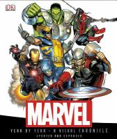 Marvel Year by Year: A Visual Chronicle (Updated and Expanded) 9781465414434