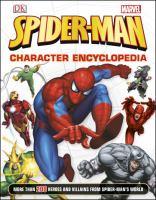 Spider-Man Character Encyclopedia 9781465415745