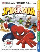Spider-Man Ultimate Factivity Collection 9781465416612