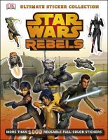Star Wars Rebels (Ultimate Sticker Collection) 9781465420817
