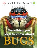 Everything You Need to Know About Bugs (Everything You Need Know) 9781465428943