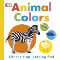 Animal Colors 9781465429469