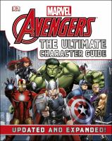 The Ultimate Character Guide (Mavel Avengers, Updated and Expanded) 9781465430014