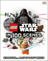 Lego Star Wars in 100 Scenes 9781465434371