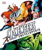 The Avengers Encyclopedia (Marvel) 9781465437891